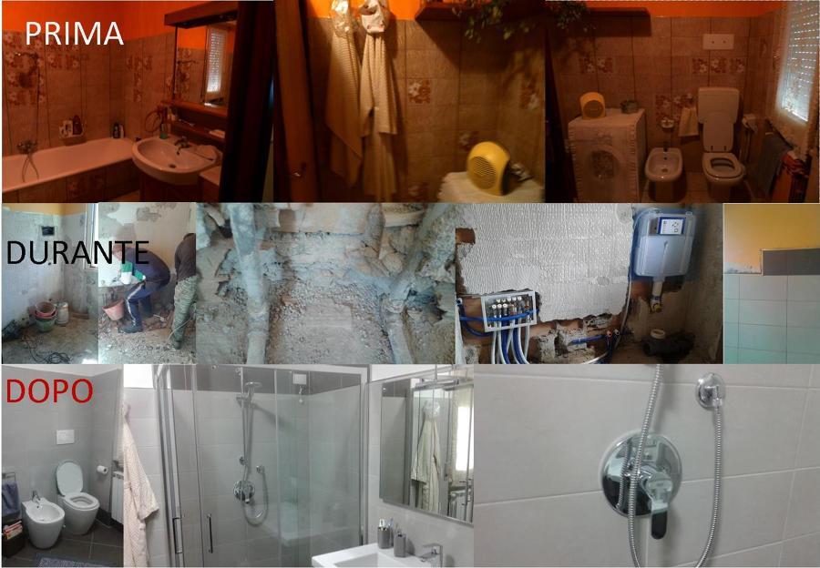 Progetto ristrutturazione bagno chiavi in mano idee - Progetto ristrutturazione bagno ...