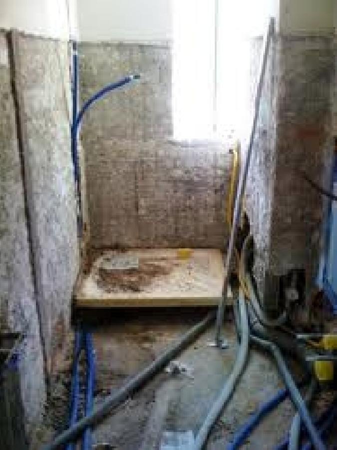 Foto ristrutturazione bagno di oesse casa 97445 for Esempio preventivo ristrutturazione bagno