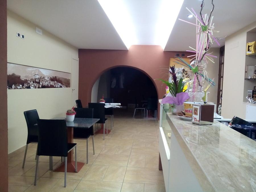 Ristrutturazione bar caffetteria architetto Claudio D'Onofrio Prata di Principato Ultra