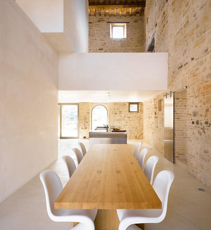 Una casa rurale perfetta per staccare la spina idee for Piani di casa artigiano del sud vivente