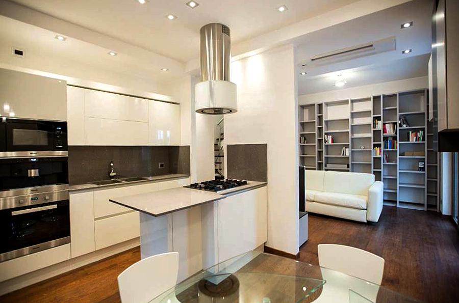 Progetto di ristrutturazione appartamento a roma idee for Idee ristrutturazione appartamento