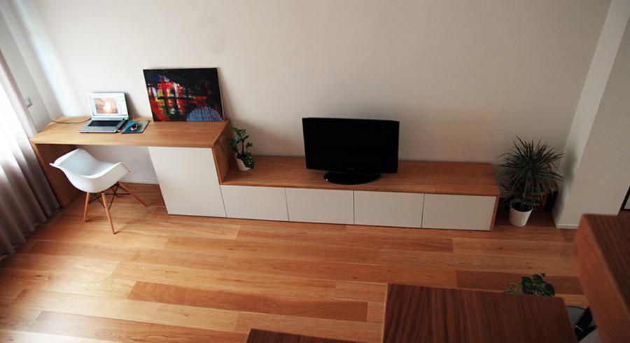 Ristrutturazione di appartamento