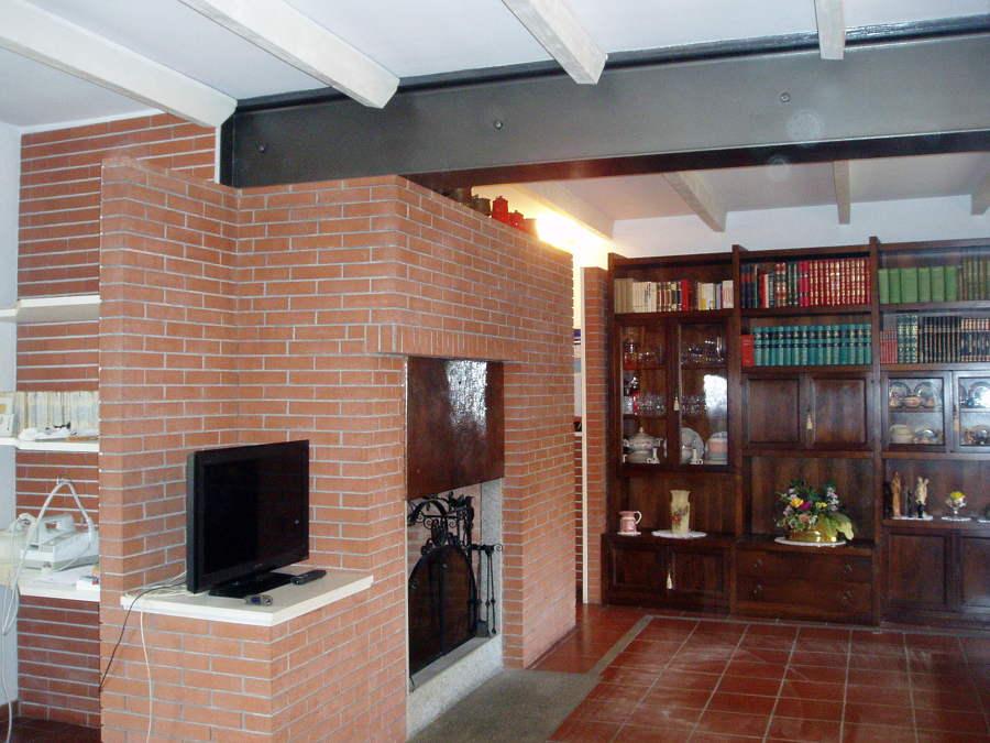 ristrutturazione e arredamento interno di casa privata