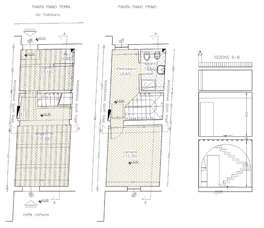 Progetto ristrutturazione immobile residenziale in cascina for Progetto ristrutturazione casa gratis