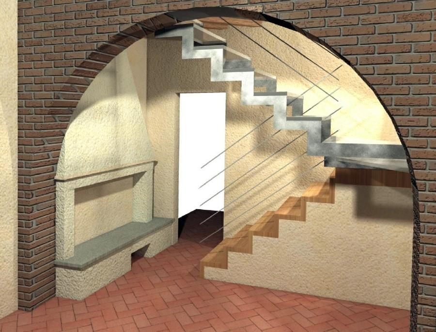 Progetto ristrutturazione immobile residenziale in cascina for Casa ristrutturazione idee