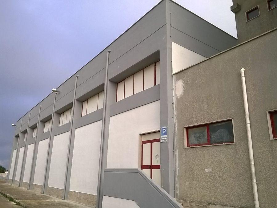 Ristrutturazione facciata esterna scuola cisternino br - Facciata esterna casa ...