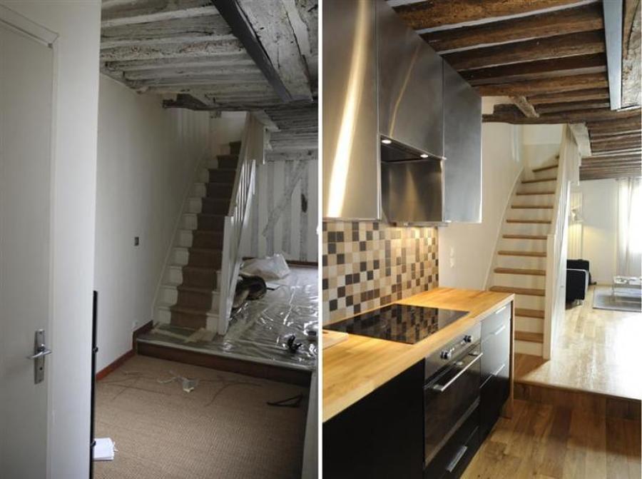foto ristrutturazione mansarda prima e dopo di emporio900 449667 habitissimo. Black Bedroom Furniture Sets. Home Design Ideas