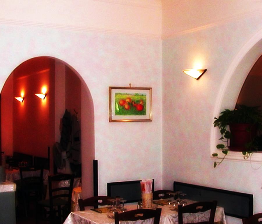 Ristrutturazione ristorante