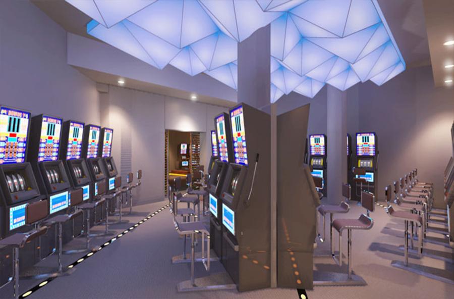 Foto: Ristrutturazione Sala Slot Intralot di Facile Ristrutturare ...