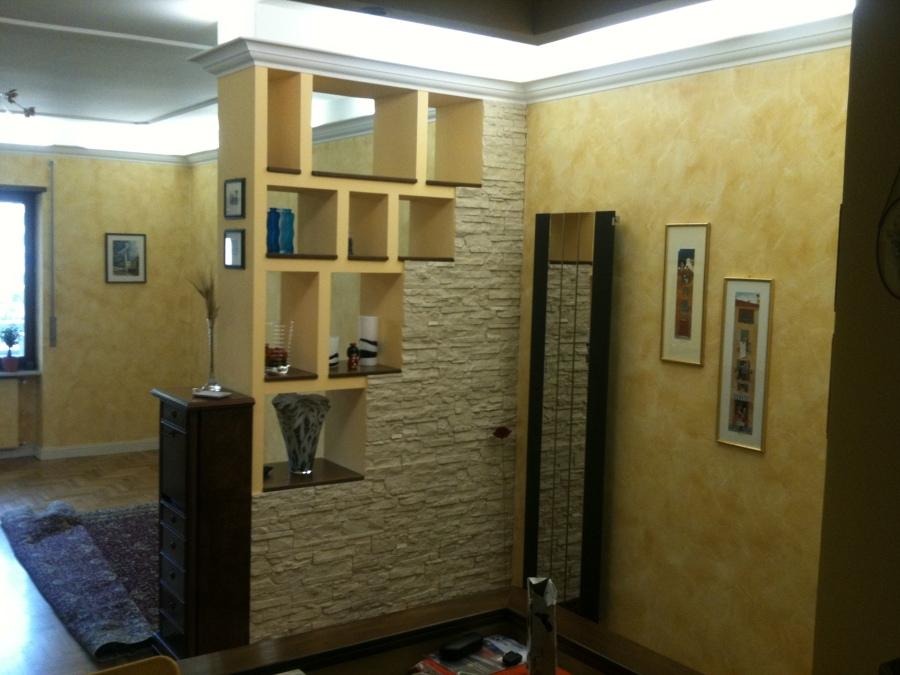 Progetto ristrutturazione interne salone idee for Idee ristrutturazione