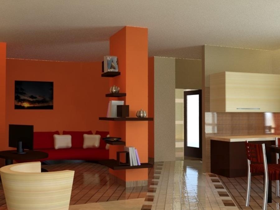 Progetto di Ampliamento Soggiorno  Idee Ristrutturazione Casa