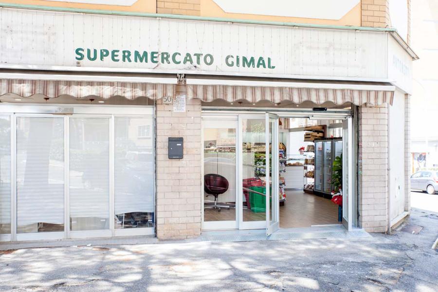 RISTRUTTURAZIONE SUPERMERCATO ROMA