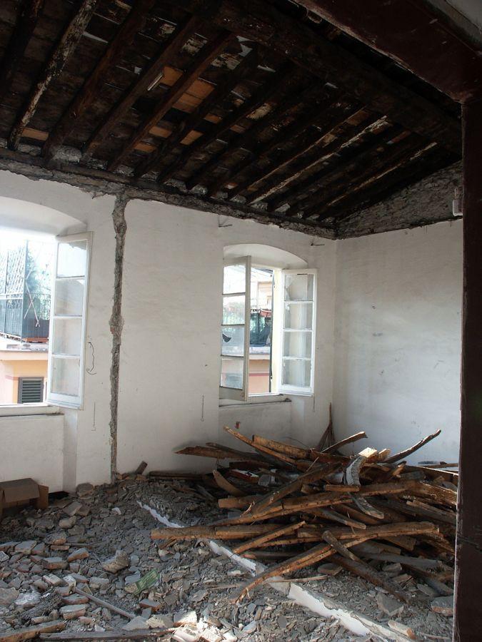 Progetto ristrutturazione totale appartamento idee for Progetto casa ristrutturazione