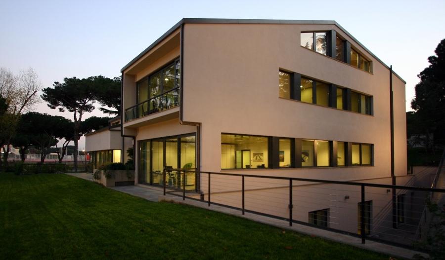 Ristrutturazione totale villa Roma Eur