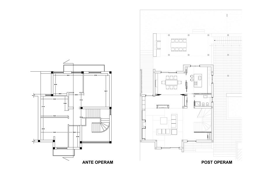 Progetto Ristrutturazione Appartamenti a Latina (lt)  Idee Architetti