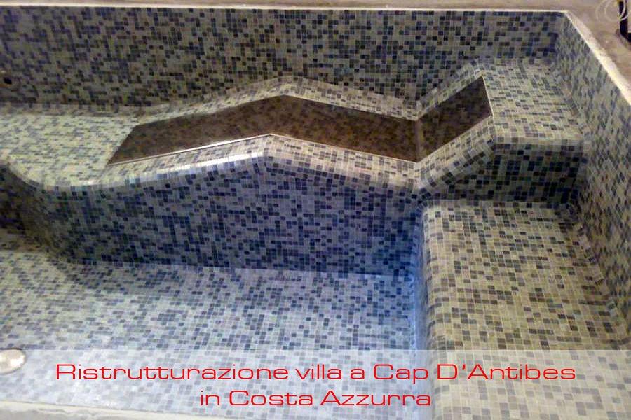 Progetto ristrutturazione completa villa di prestigio for Progetto ristrutturazione casa gratis