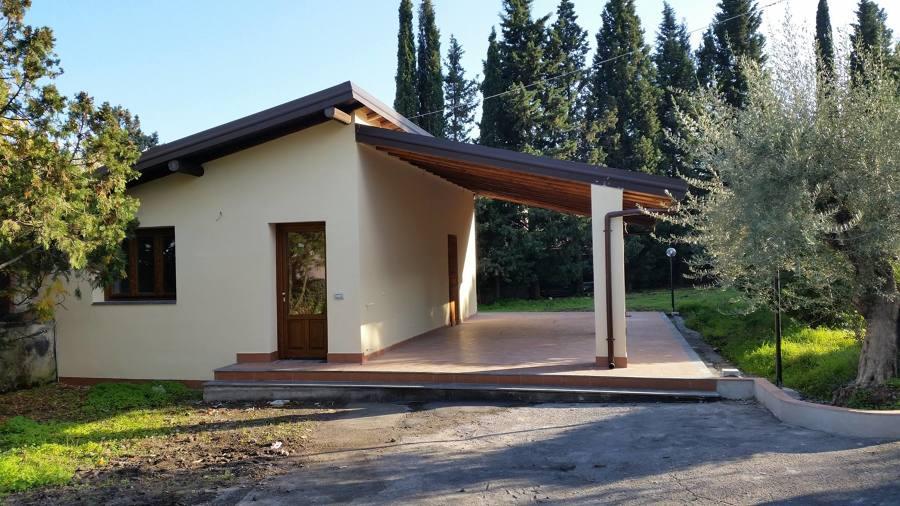 Ristrutturazione villetta idee ristrutturazione casa for Prospetti per villette