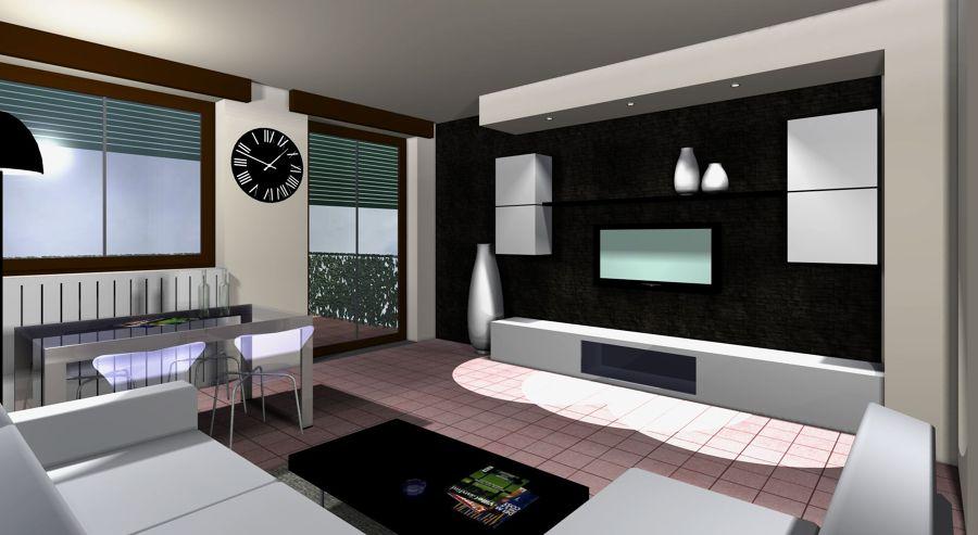 Progetto di ristrutturazione villetta a schiera idee for Progetti per ristrutturare casa