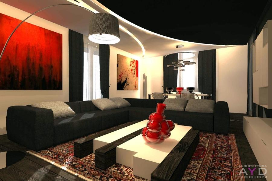 Studi Arredamento Design Interni.Foto Ristrutturazioni Interni Studio Ayd Torino Di Architetto