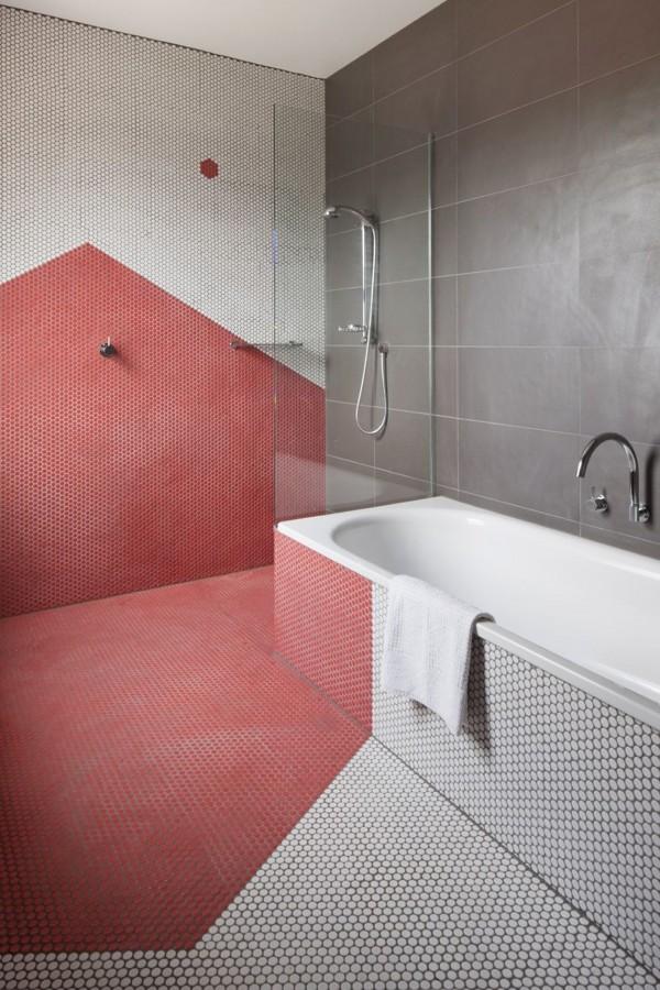 Rivestimenti per il bagno in mosaico