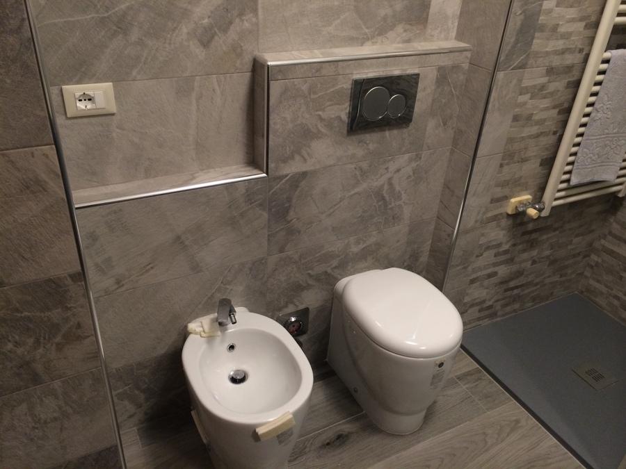 Foto rivestimento bagno in pietra di 3g snc 233636 - Pietre per bagno ...
