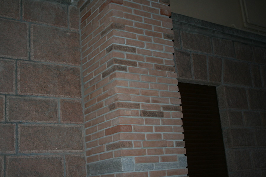 Foto rivestimento canna fumaria per stufa a legna di edil - Rivestimento canna fumaria esterna ...
