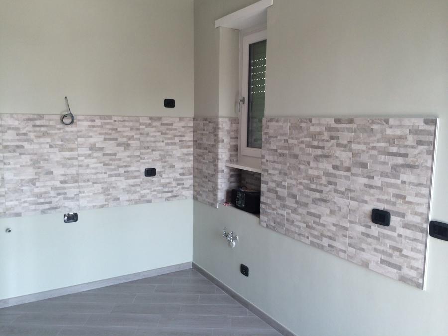 Foto rivestimento cucina abk di 3g snc 174219 habitissimo - Mosaico rivestimento cucina ...