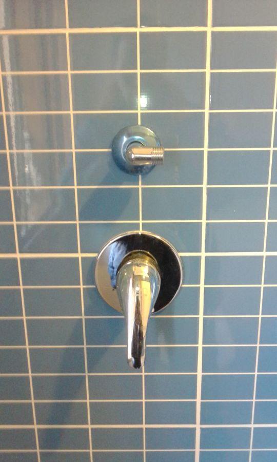 rivestimento della doccia