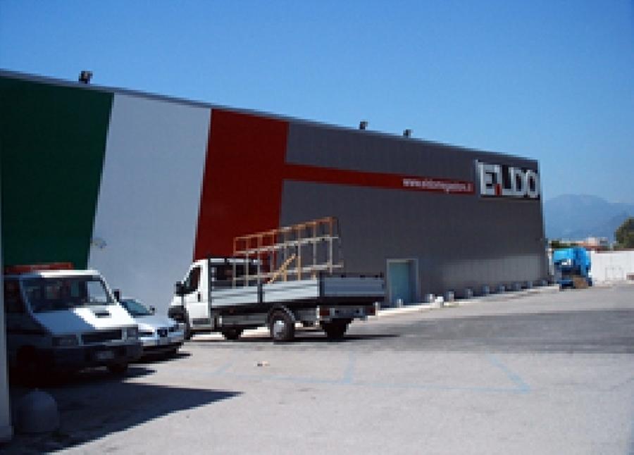 Progetto ristrutturazione eldo idee ristrutturazione for Capannone moderno