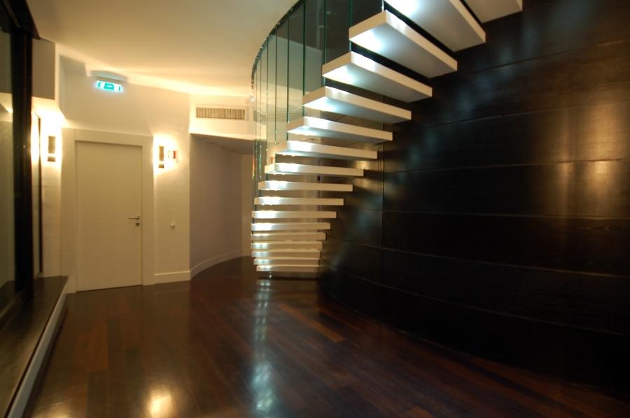 Progetto centro benessere miwa spa idee falegnami - Rivestire parete con legno ...