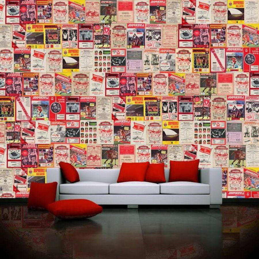 7 modi per arredare il tuo salotto con 100 euro o anche for Arredamento giornali