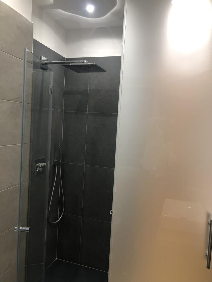 rubinetteria e soffione doccia