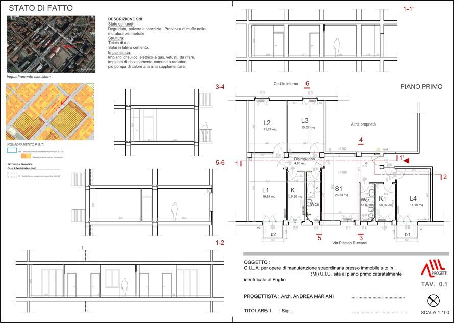 Ristrutturazione integrale appartamento 130 mq idee ristrutturazione casa - Costi ristrutturazione casa 130 mq ...