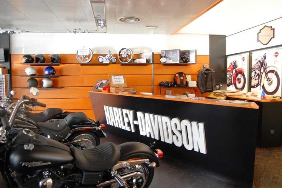 Foto sagola arredamento negozi harley davidson treviso di for Negozi arredamento pordenone