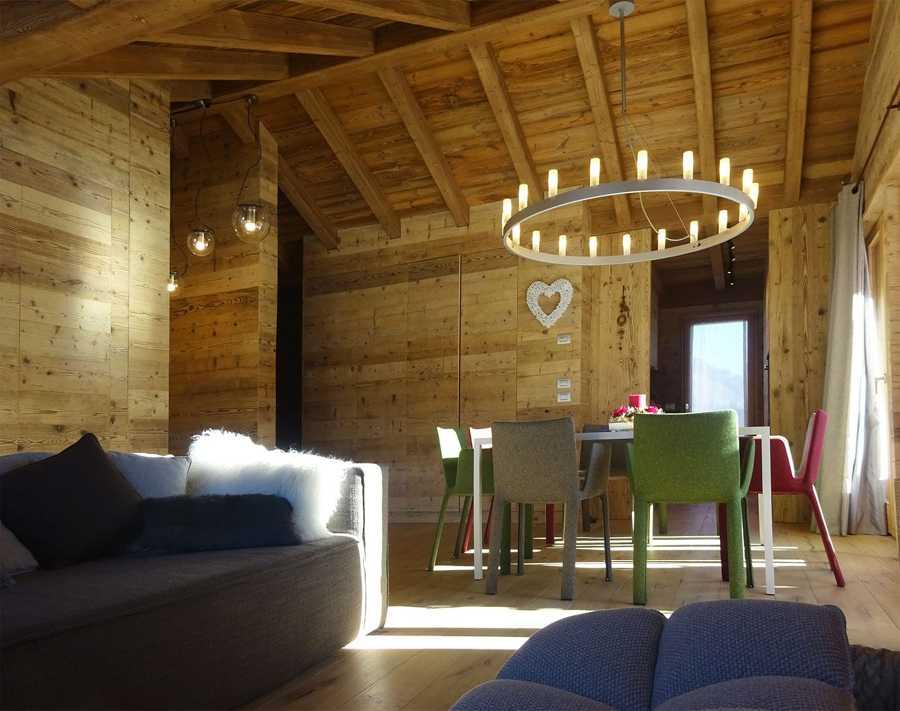 Foto sagola interior design treviso appartamento a san for Appartamento interior design