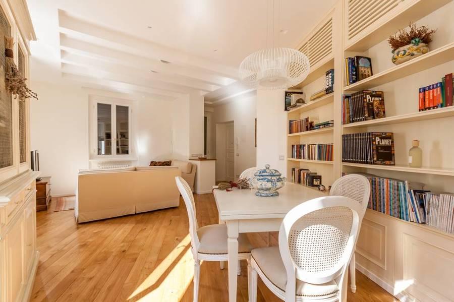 Appartamento aurelia centro idee ristrutturazione casa for Idee ristrutturazione appartamento