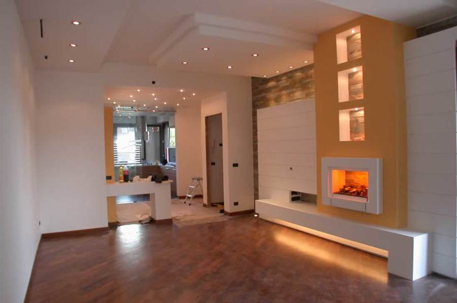 Appartamento tuscolana idee ristrutturazione casa for Idee ristrutturazione appartamento