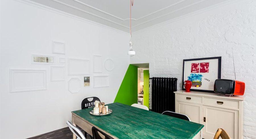 Ristrutturazione di una casa degli anni 39 30 idee for Sala pranzo vintage