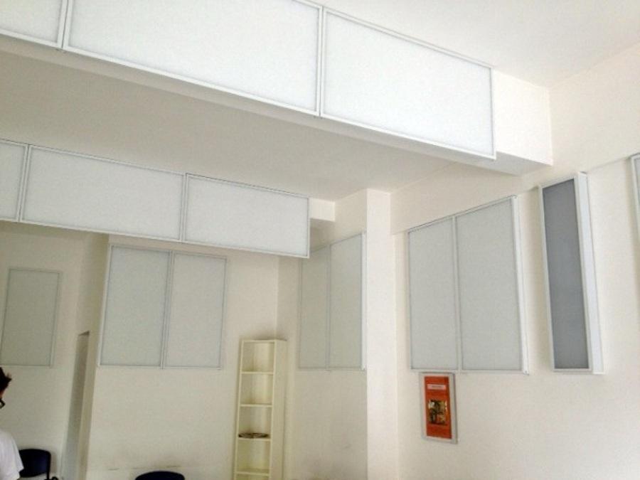 Progetto realizzazione sala polivalente centro sociale anziani a roma rm idee insonorizzazione - Sala insonorizzata ...