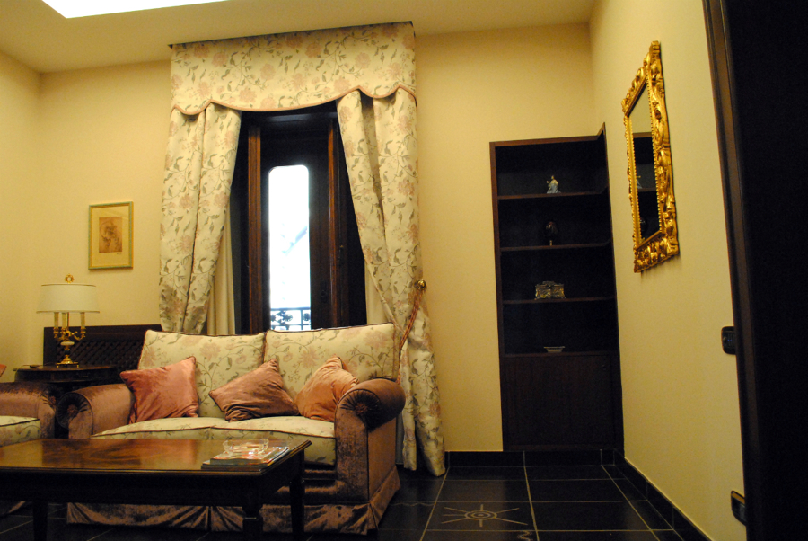 Salone in stile classico