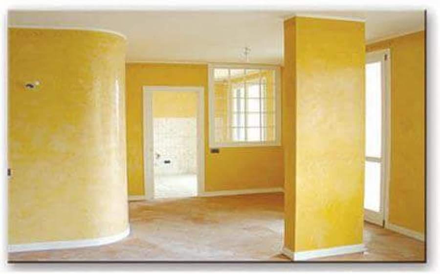 Salotto Colore Giallo : Foto salotto giallo di l arte del colore