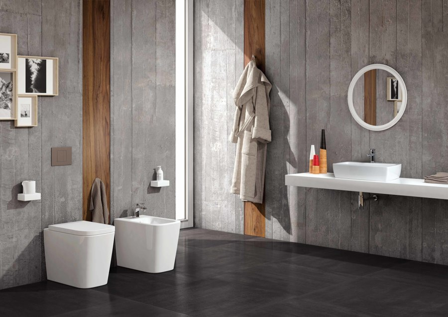 Stai pensado di ristruttura il bagno scegli i giusti - Bagno stile industriale ...