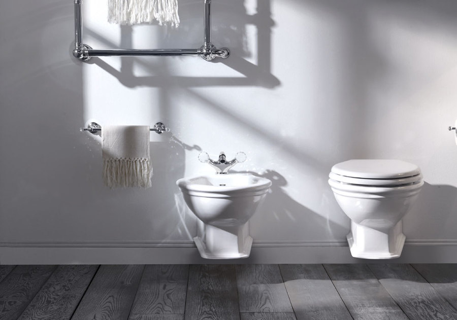 Sanitari bagno design moderno