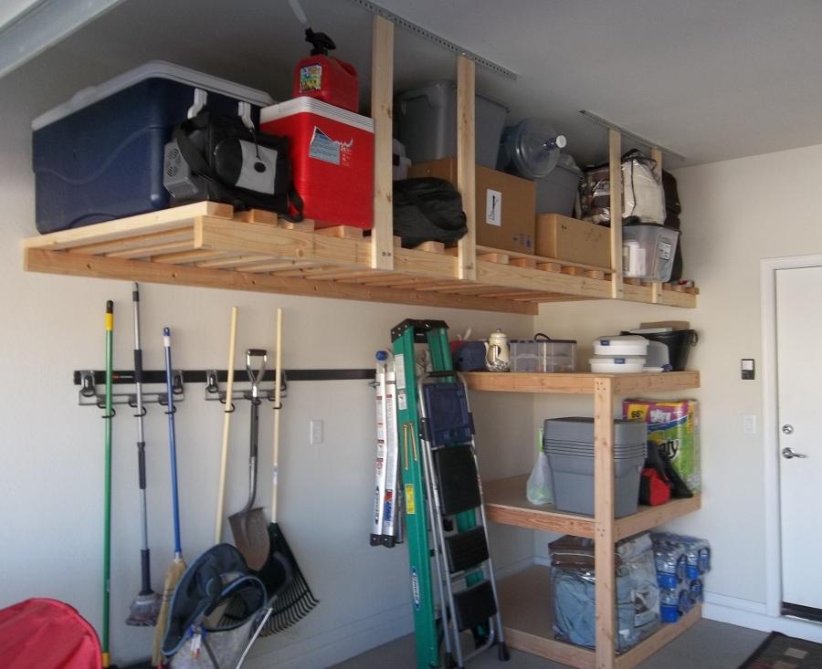 Come sistemare il garage soppalcandono idee costruzione for Un garage per auto con appartamento
