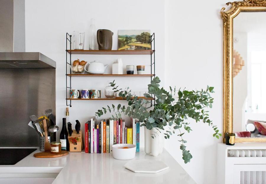 Foto scaffali cucina di rossella cristofaro 603511 - La cucina di rossella ...
