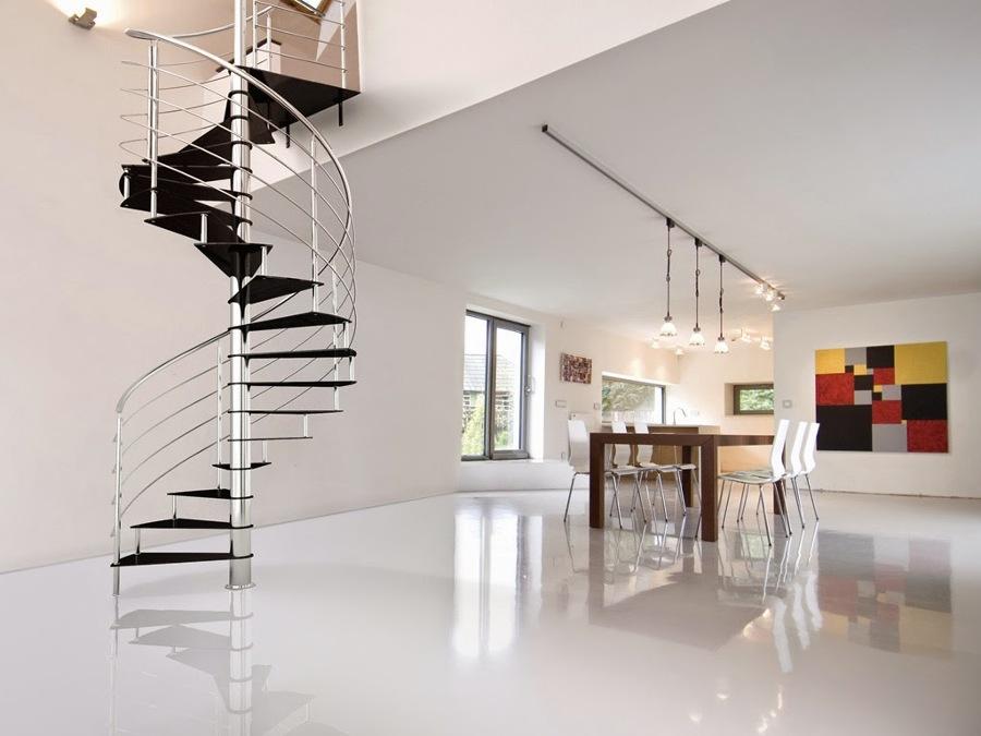 Come e perch scegliere le scale di casa idee for Scala a chiocciola di 5 piedi