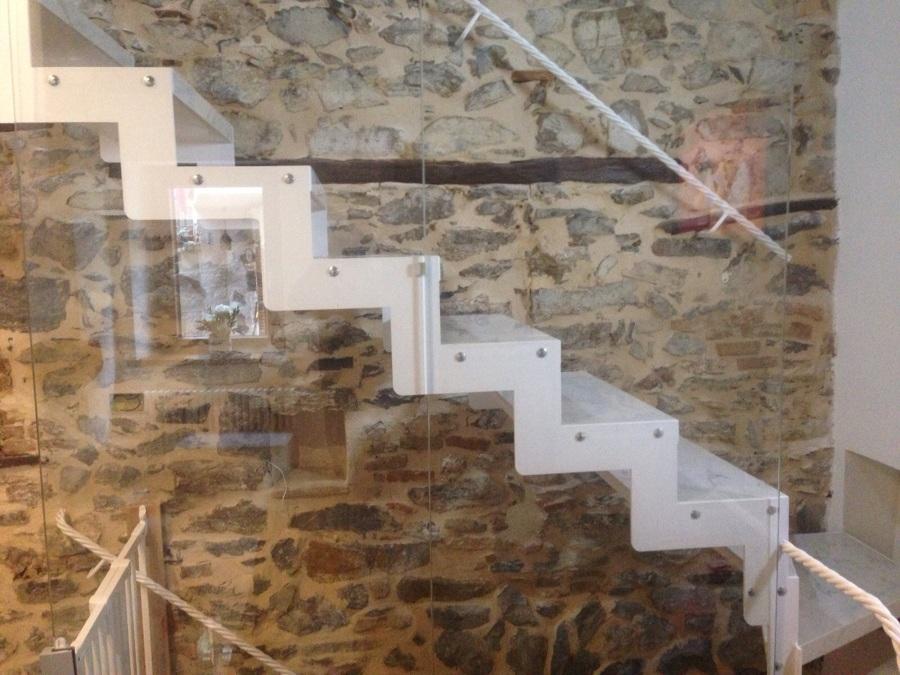 Foto scala in gres porcellanato di des design srl 412774 - Scale gres porcellanato ...