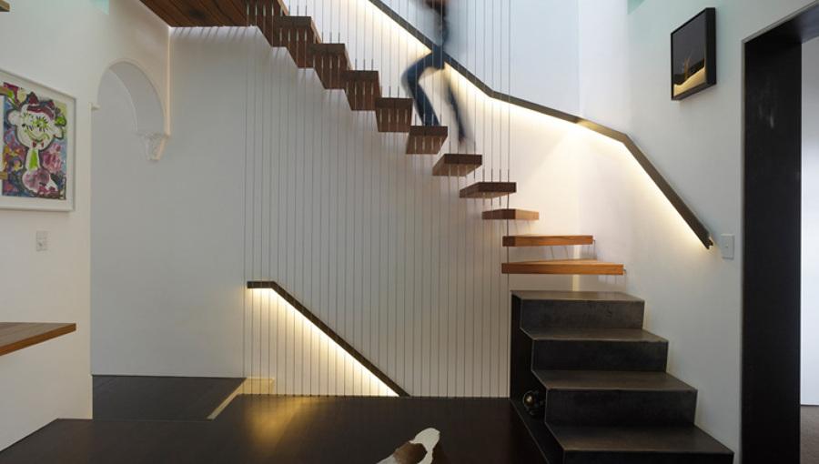Come e perch scegliere le scale di casa idee - Scala interna design ...