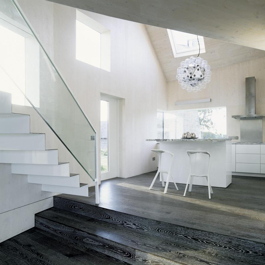 Come e perch scegliere le scale di casa idee for Scala dei metri quadrati