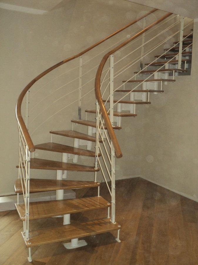 Progetto scale in acciaio idee fabbri - Progetto scale interne ...